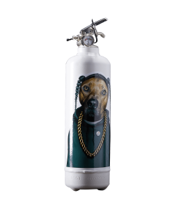 Fire extinguisher design Pets Rock Snoop