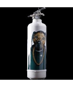 Fire extinguisher design Pets Rock Snoop