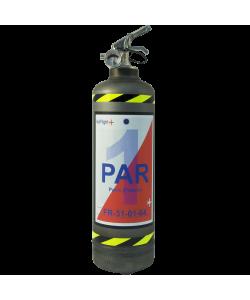 Extincteur à poudre Fly Paris vintage