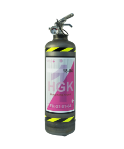 Fire extinguisher powder ABC Fly Hongkong