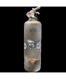 Extincteur design Moto GP Heritage vintage