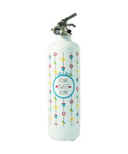 Fire extinguisher design TC Sweet Home