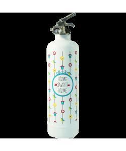 Fire extinguisher design TC Sweet Home