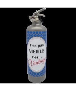 Fire extinguisher vintage DDC Pas Vieille