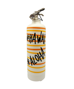 Fire extinguisher design POP LOLLI Aloha