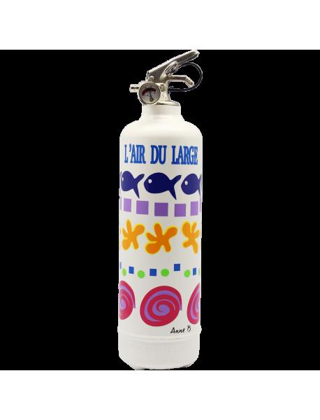 Fire extinguisher design POP LOLLI L\'air du Large