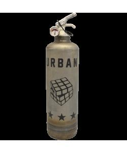 Estintore design Urban Rubiks vintage