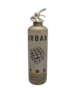 Fire extinguisher design Urban Rubiks vintage