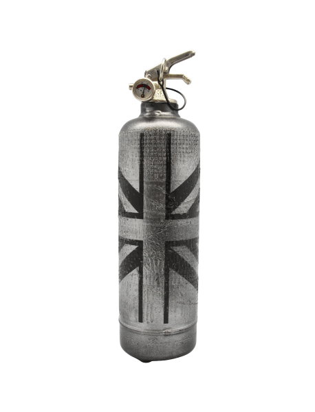 Fire extinguisher English design