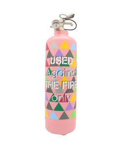 Fire extinguisher design Used RB