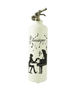 Fire extinguisher design Classique 2012 white
