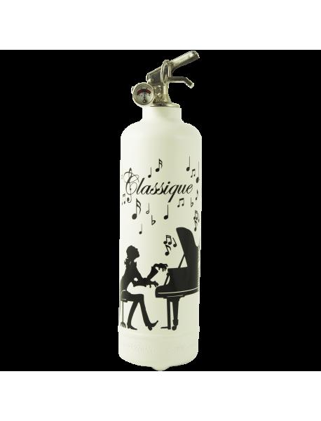 Fire extinguisher design Classique 2012 white