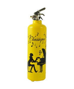 Fire extinguisher design Classique 2012 yellow