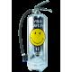 Fire extinguisher design 6kg LOFT SMILEY Safety Chrome