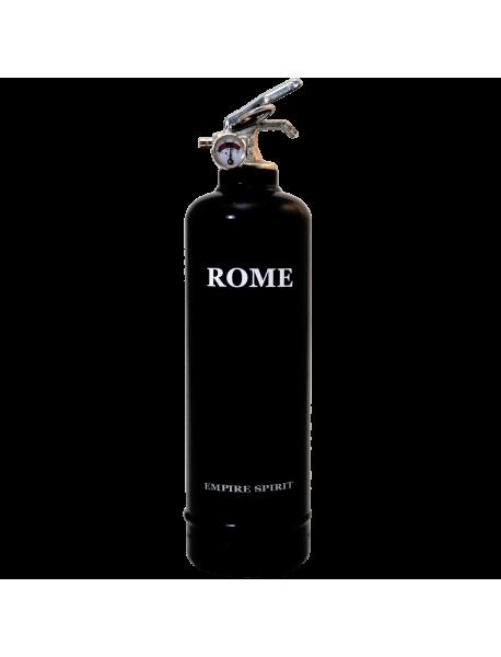Extincteur déco Spirit Rome noir