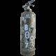 Fire extinguisher vintage Alphanumérique