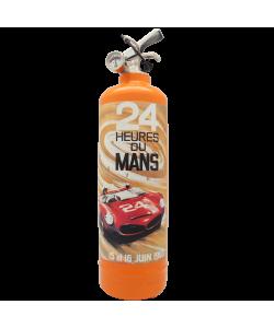 Estintore fuoco auto 24H LE MANS 1963