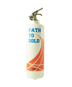 Fire extinguisher design Path to Gold