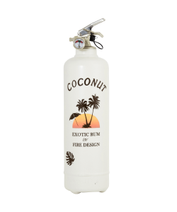 kitchen fire extinguisher Coconut