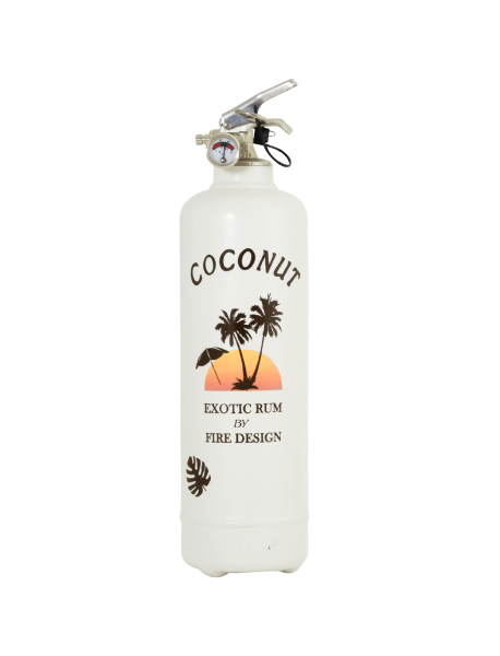Extincteur cuisine Coconut
