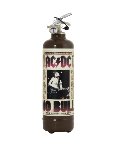 Fire extinguisher design ACDC No Bull