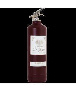 Extincteur design Vin Bordeaux