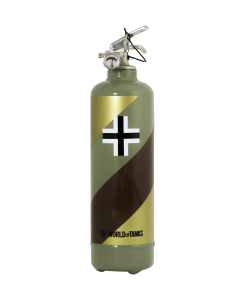 Fire extinguisher design World of tanks Military khaki