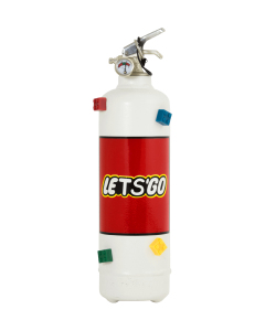 Fire extinguisher design Let's go