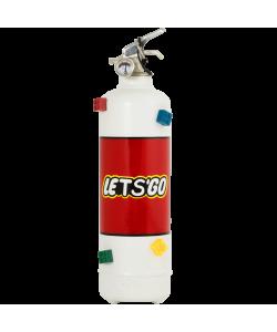 Fire extinguisher design Lets go