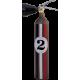Fire extinguisher design LOFT 2Co2 E2R fangio raw