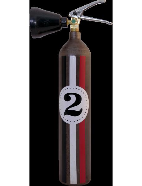 Estintore design LOFT E2R Fangio industriale