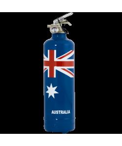 Estintore design Australia Flag