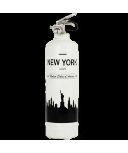 Extincteur design NYC 2009