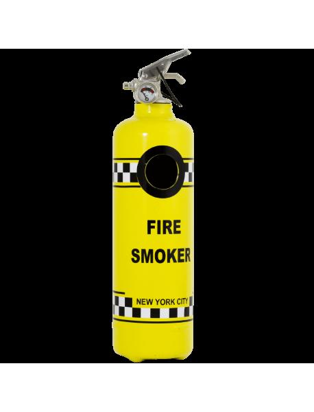 Cendrier design Fire Smoker taxi