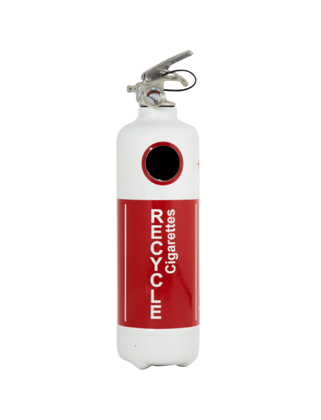 Ashtray design Recycle cigarette