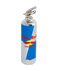 fire extinguisher Chrome Fire Bull