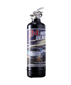 Car extinguisher 24H LE MANS 1980