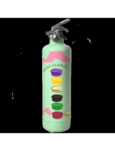 Fire extinguisher design Gourmandises VP