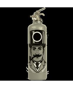 Posacenere di design Gentleman Smoker grigio