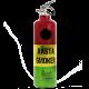 Cendrier design Rasta Smoker
