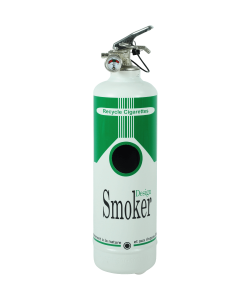 Ashtray design Smoker green