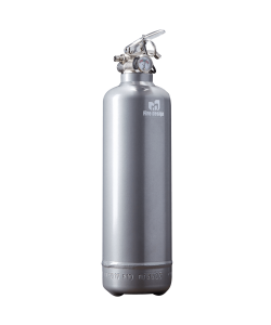 Fire extinguisher design plain grey