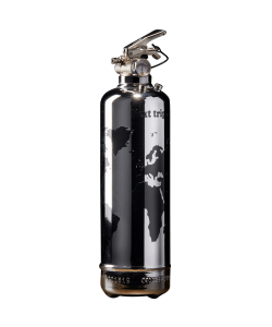 Fire extinguisher design Next Trip chrome