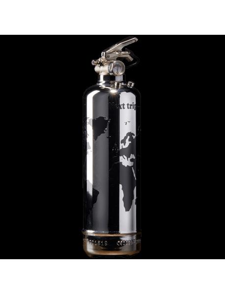 Fire extinguisher design Next Trip chrome