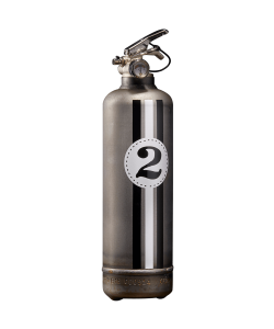 Fire extinguisher design E2R Fangio raw vintage