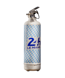 Car extinguisher 24H LE MANS Damier