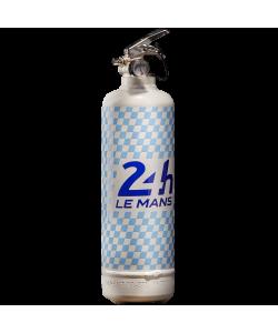 Extincteur voiture 24H LE MANS Damier