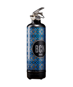 Home extinguisher BCN Lys black