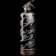 Extincteur vintage Military brut noir