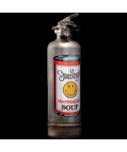 Extincteur vintage Smiley Soup